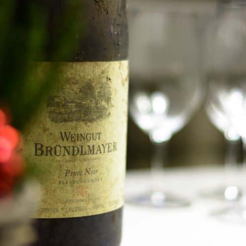 Auszeichnungen Heurigenhof Bründlmayer, Küchenchef Sebastian Schinko